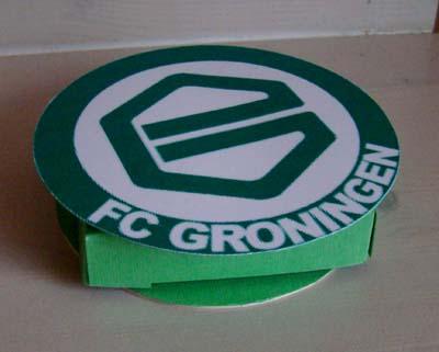 Doosje FC Groningen