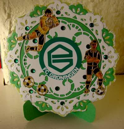 Kaart FC Groningen