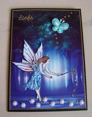 Stempel fairy