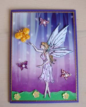 Stempel fairy 2