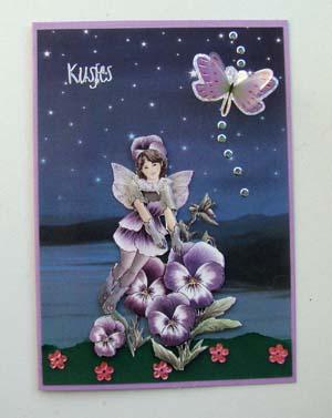 Bloemen fairy