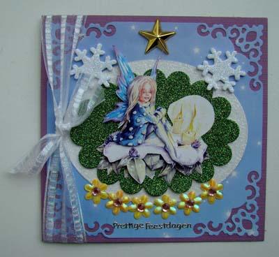 Kerst fairy 2