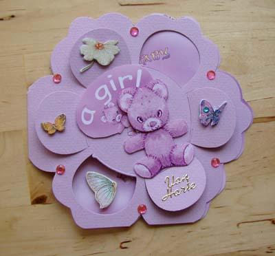 Baby meisje 1