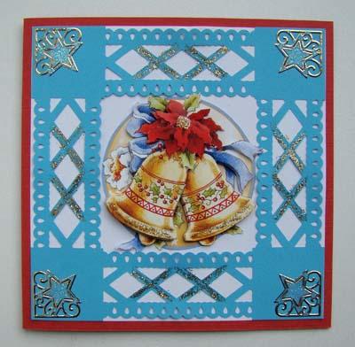 Ponskaart kerst 1
