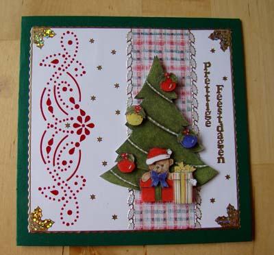 Kerst hobbydots 9