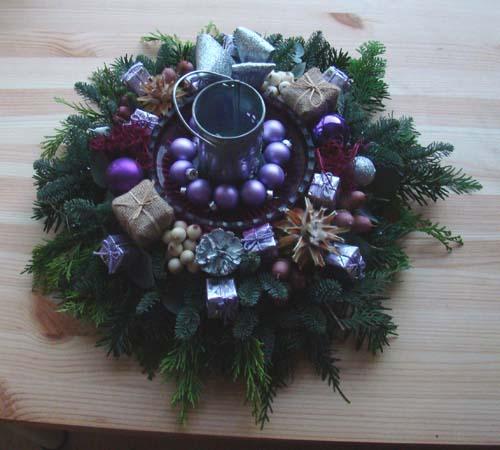 Kerststukje 2011-4