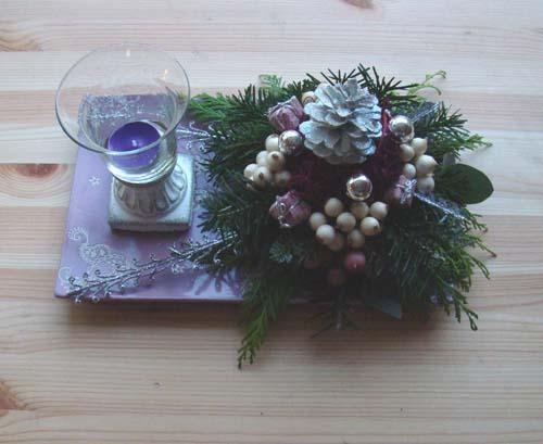 Kerststukje 2011-5