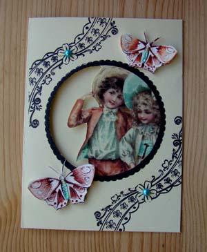 Vintage kinderen 2