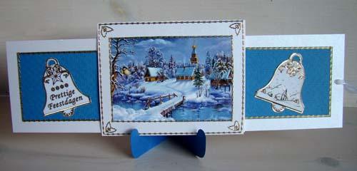 kerst schuifkaart 1