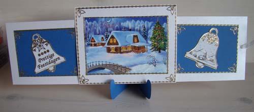 kerst schuifkaart 2