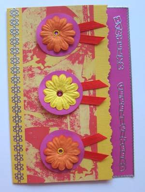 Kleurige bloemen 1