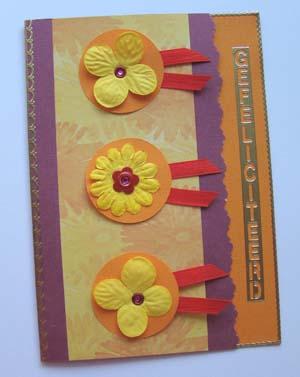 Kleurige bloemen 2