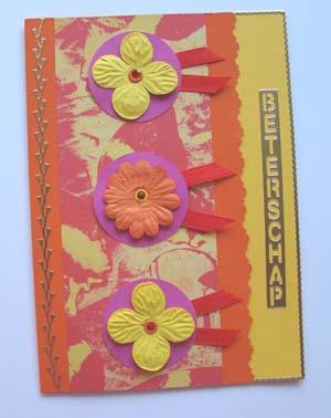 Kleurige bloemen 4