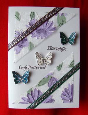 Vlinders met stof 4