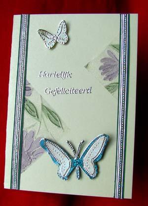 Vlinders met stof 5