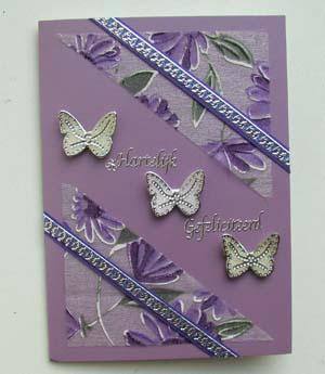 Vlinders met stof 8