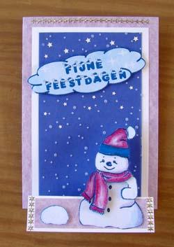 Sneeuwpop pakket 2