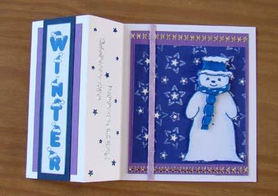 Sneeuwpop pakket 3