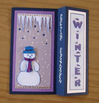 Sneeuwpop pakket 4