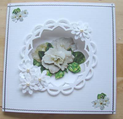 Wit op wit kaart 5