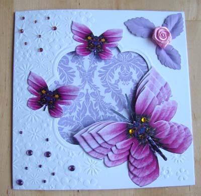 Vlinderkaart 1
