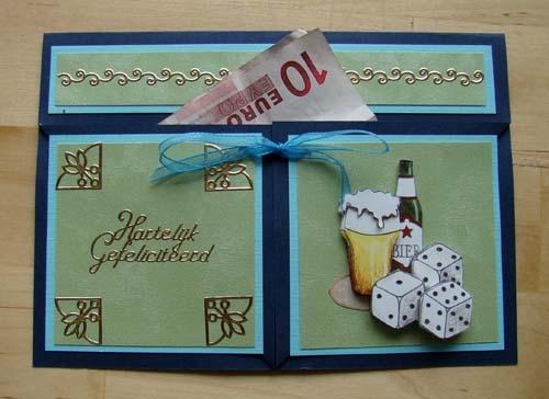 Geld envelop 3